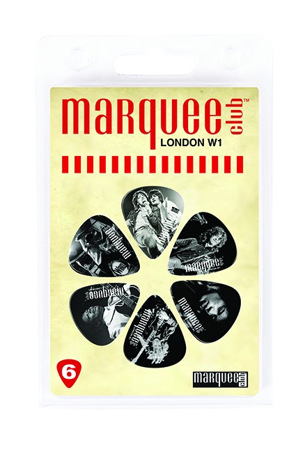 "Marquee Club Pick Pack MQP62 ""Icons"""