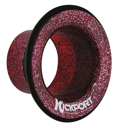 KickPort KP2-CA Bass Drum Sub-Booster, Candy
